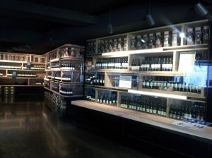 Il wine shop di San Michele Appiano