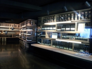 Il wine shop di San Michele Appiano