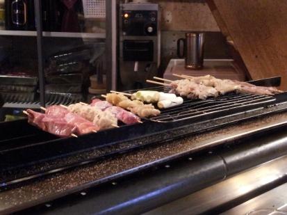 Cosa mangiare in Giappone? Yakitori a Kyoto