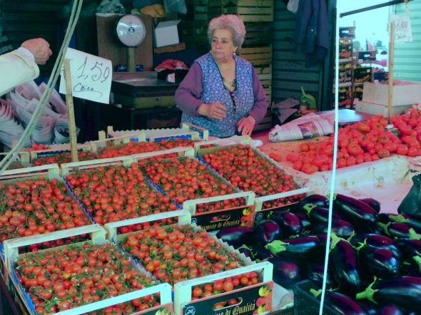 Il mercato di Ballarò