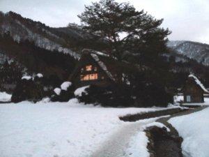 Le case tradizionali di Shirakawa Go