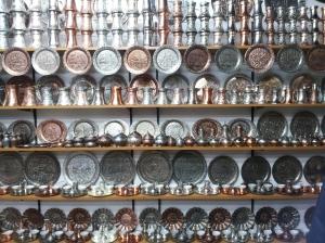 Un negozio artigianale di Sarajevo