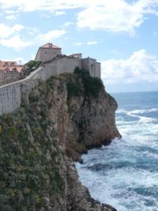 I bastioni di Dubrovnik