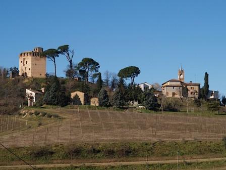 Torre di Oriolo (Foto dal sito della Pro loco di Faenza)