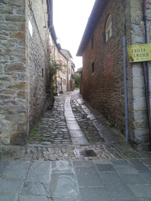 Per il centro storico di Cortona