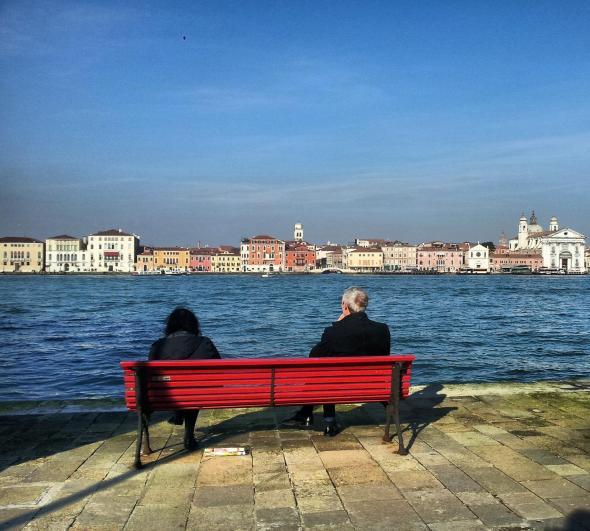 Venezia vista dalla Giudecca