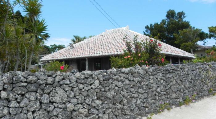 Le case di Taketomi