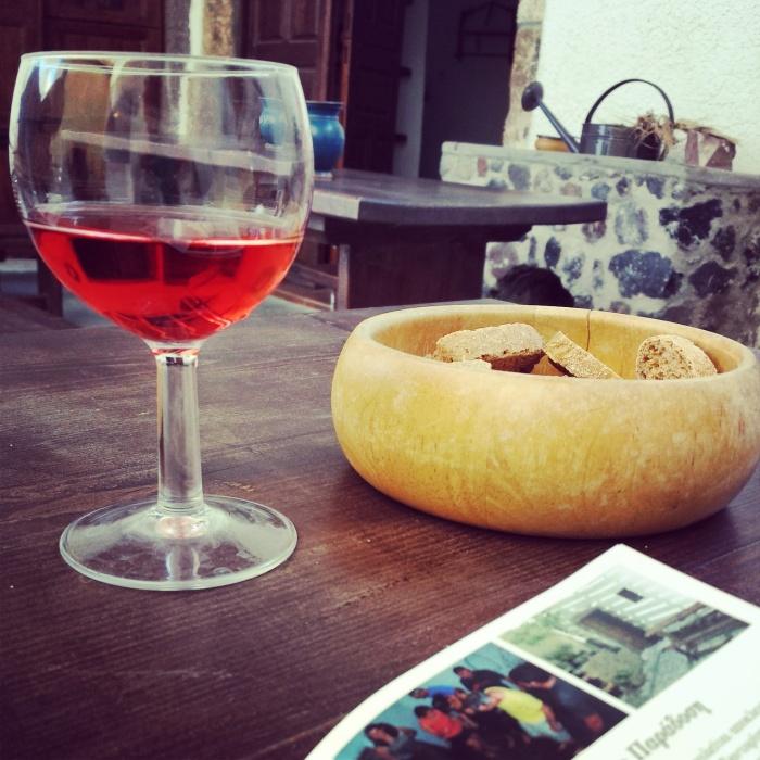 Il vino rosè
