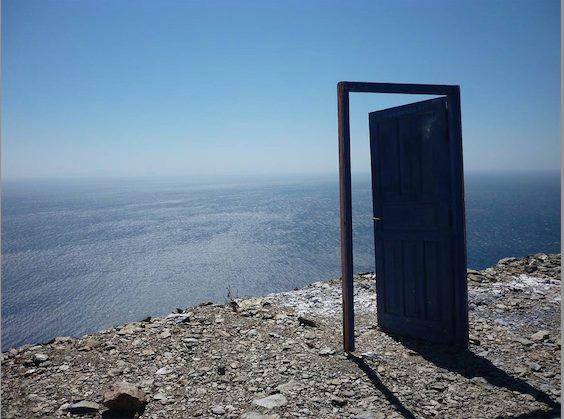Una porta sul mare (Foto di Matteo Martino)