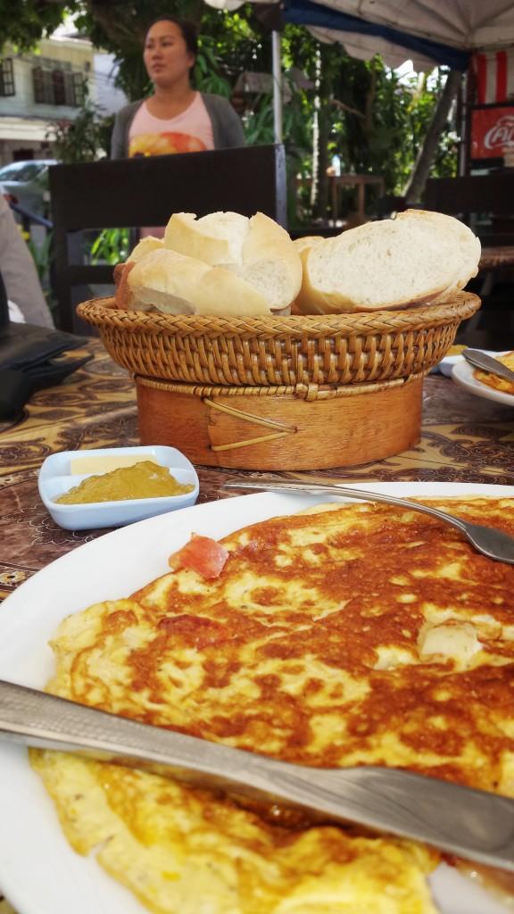 Colazione sul Mekong