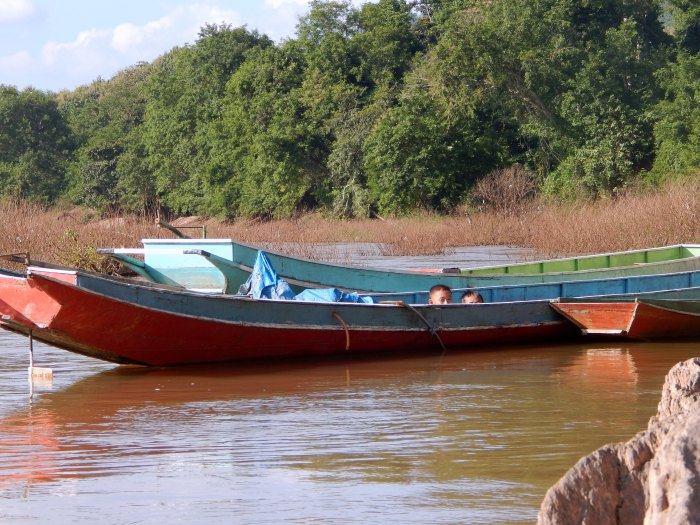 Sul fiume Nam Ou