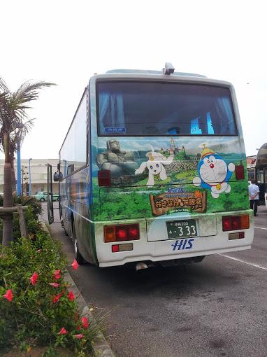 Gli autobus di Ishigaki