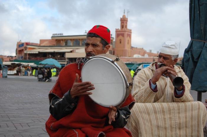Piazza Jemaa El Fna (Foto di Patrick Colgan)