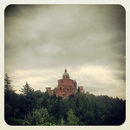 La Basilica di San Luca