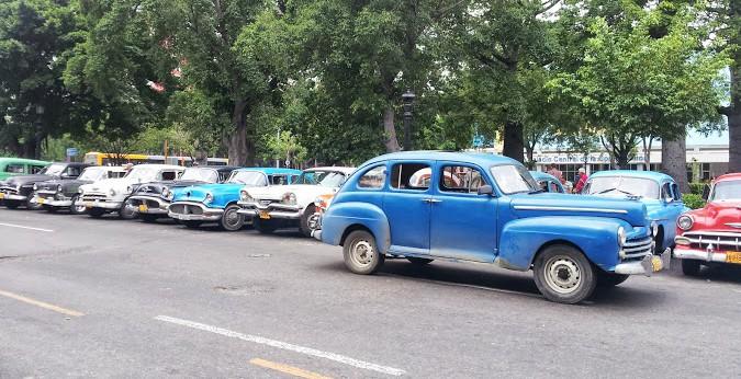 Itinerario per un viaggio a Cuba: L'Avana