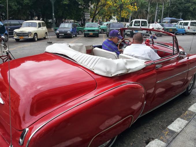 La Cadillac del 1949
