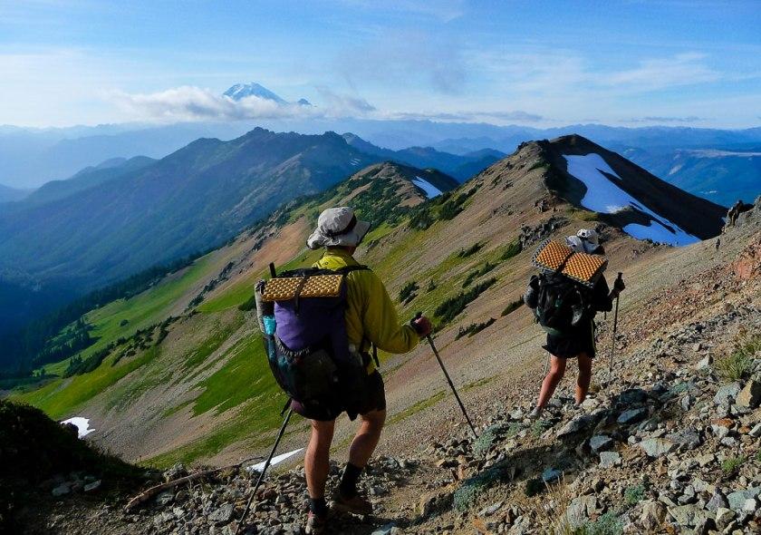 Il Pacific Crest Trail (Foto tratta da www.pcta.org)