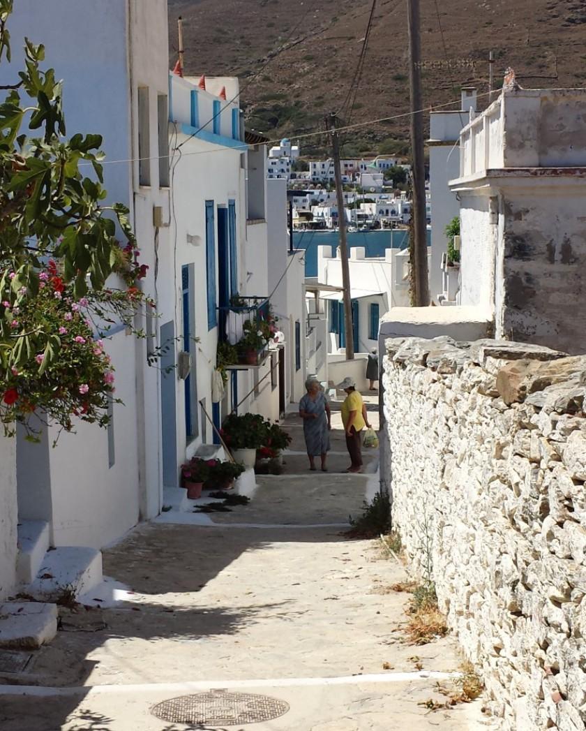 Katapola ad Amorgos