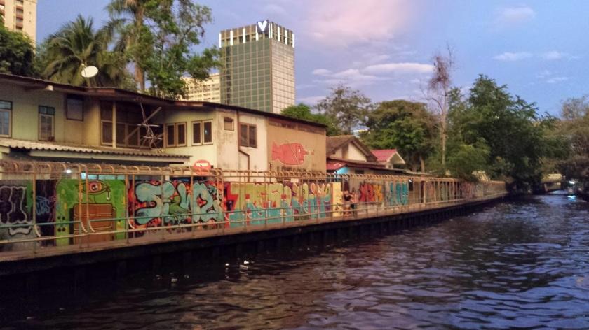 I canali di Bangkok