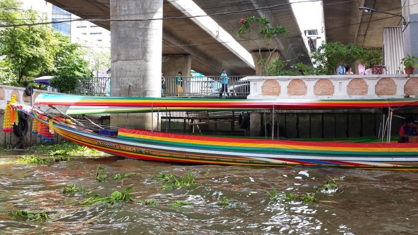 Bangkok sull'acqua