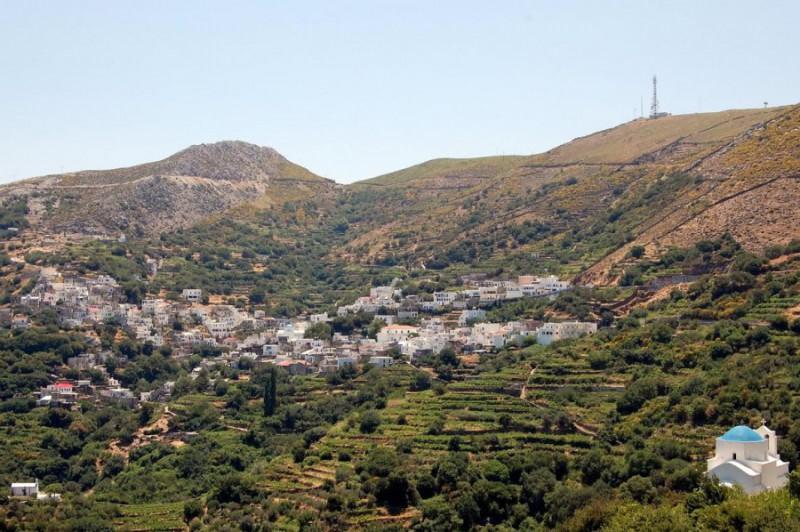 Isole della Grecia: Koronida, Naxos