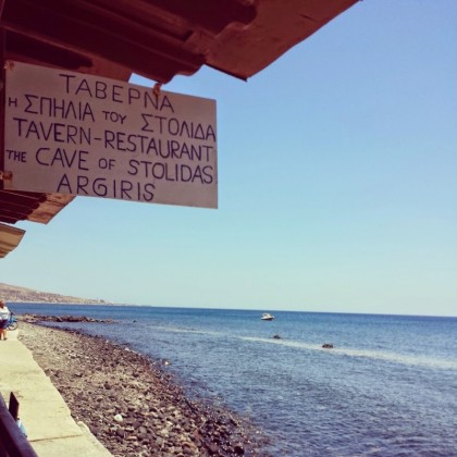 Taverne sulla spiaggia